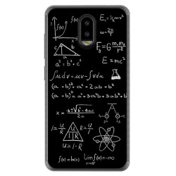 Funda Gel Tpu para Leagoo Z7 Diseño Formulas Dibujos