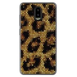 Funda Gel Tpu para Leagoo Z7 Diseño Leopardo Dibujos