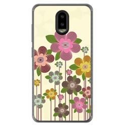 Funda Gel Tpu para Leagoo Z7 Diseño Primavera En Flor Dibujos