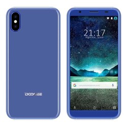 Funda Gel Tpu para Doogee X55 Color 100 % Transparente