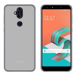 Funda Gel Tpu para Asus Zenfone 5 Lite Zc600Kl Color Transparente