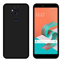Funda Gel Tpu para Asus Zenfone 5 Lite Zc600Kl Color Negra