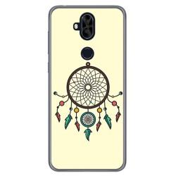 Funda Gel Tpu para Asus Zenfone 5 Lite Zc600Kl Diseño Atrapasueños Dibujos
