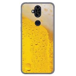 Funda Gel Tpu para Asus Zenfone 5 Lite Zc600Kl Diseño Cerveza Dibujos