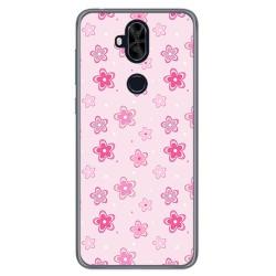 Funda Gel Tpu para Asus Zenfone 5 Lite Zc600Kl Diseño Flores Dibujos
