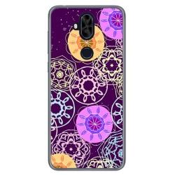 Funda Gel Tpu para Asus Zenfone 5 Lite Zc600Kl Diseño Radial Dibujos