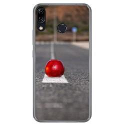 Funda Gel Tpu para Asus Zenfone 5 Ze620Kl Diseño Apple Dibujos