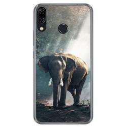 Funda Gel Tpu para Asus Zenfone 5 Ze620Kl Diseño Elefante Dibujos