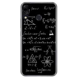 Funda Gel Tpu para Asus Zenfone 5 Ze620Kl Diseño Formulas Dibujos