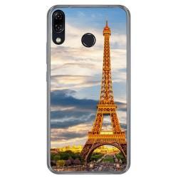 Funda Gel Tpu para Asus Zenfone 5 Ze620Kl Diseño Paris Dibujos