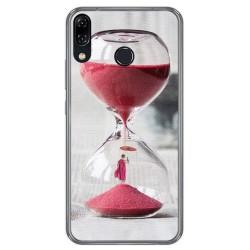 Funda Gel Tpu para Asus Zenfone 5 Ze620Kl Diseño Reloj Dibujos