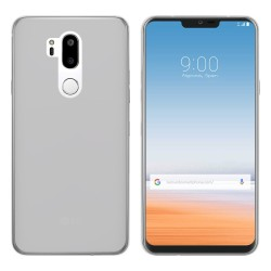 Funda Gel Tpu para Lg G7 Thinq Color Transparente