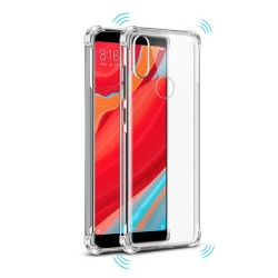 Funda Gel Tpu Anti-Shock Transparente para Xiaomi Redmi S2