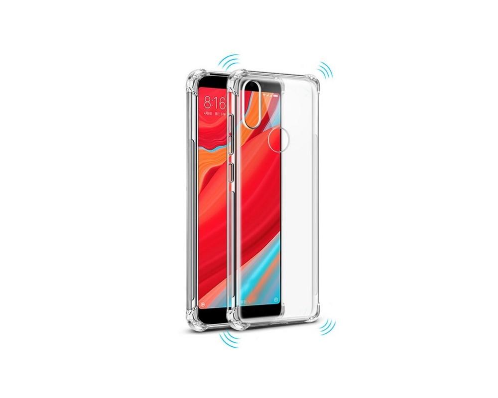 selección premium tienda de descuento hermosa en color Funda Anti-Shock transparente Xiaomi Redmi S2   Envio gratis