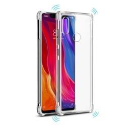 Funda Gel Tpu Anti-Shock Transparente para Xiaomi Mi 8