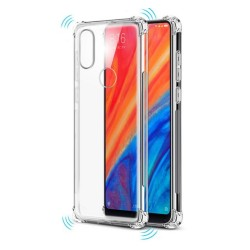 Funda Gel Tpu Anti-Shock Transparente para Xiaomi Mi Mix 2S