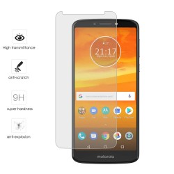 Protector Cristal Templado para Motorola Moto Moto E5 Plus Vidrio