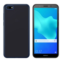 Funda Gel Tpu para Huawei Honor 7S / Y5 2018 Color Negra