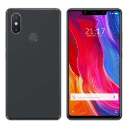 Funda Gel Tpu para Xiaomi Mi 8 Se Color Negra