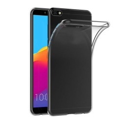 Funda Gel Tpu Fina Ultra-Thin 0,5mm Transparente para Huawei Honor 7S / Y5 2018