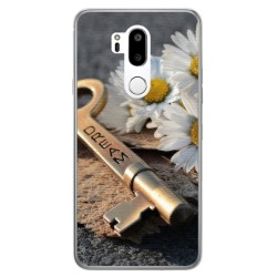 Funda Gel Tpu para Lg G7 Thinq Diseño Dream Dibujos