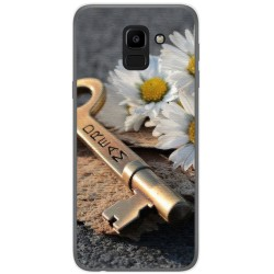 Funda Gel Tpu para Samsung Galaxy J6 (2018) Diseño Dream Dibujos