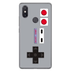 Funda Gel Tpu para Xiaomi Mi 8 Se Diseño Consola Dibujos