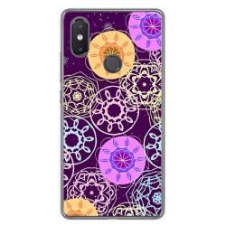 Funda Gel Tpu para Xiaomi Mi 8 Se Diseño Radial Dibujos