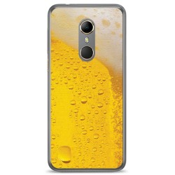 Funda Gel Tpu para Vodafone Smart N9 Diseño Cerveza Dibujos