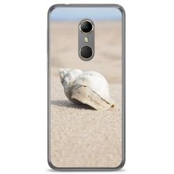 Funda Gel Tpu para Vodafone Smart N9 Diseño Concha Dibujos