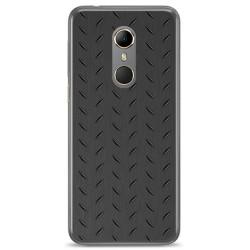 Funda Gel Tpu para Vodafone Smart N9 Diseño Metal Dibujos