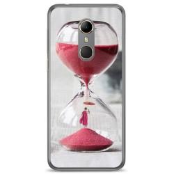 Funda Gel Tpu para Vodafone Smart N9 Diseño Reloj Dibujos