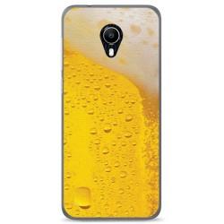 Funda Gel Tpu para Vodafone Smart N9 Lite Diseño Cerveza Dibujos