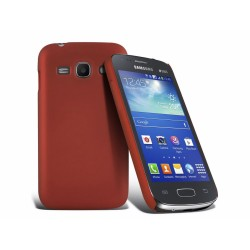 Carcasa Dura Samsung Galaxy Ace 3 S7270 / S7272 / S7275 Color Roja