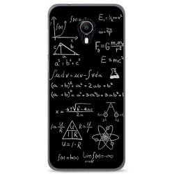 Funda Gel Tpu para Vodafone Smart N9 Lite Diseño Formulas Dibujos