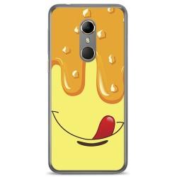 Funda Gel Tpu para Vodafone Smart N9 Diseño Helado Vainilla Dibujos