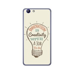 Funda Gel Tpu para Elephone R9 Diseño Creativity Dibujos