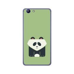 Funda Gel Tpu para Elephone R9 Diseño Panda Dibujos
