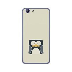 Funda Gel Tpu para Elephone R9 Diseño Pingüino Dibujos