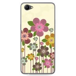 Funda Gel Tpu para Oppo A3 Diseño Primavera En Flor Dibujos