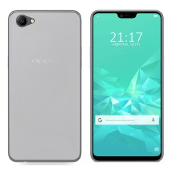 Funda Gel Tpu para Oppo A3 Color Transparente