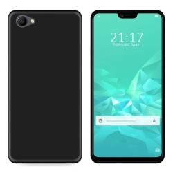 Funda Gel Tpu para Oppo A3 Color Negra