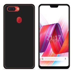 Funda Gel Tpu para Oppo R15 Pro Color Negra