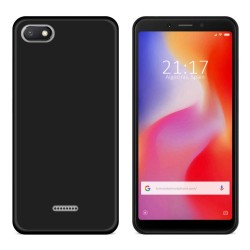Funda Gel Tpu para Xiaomi Redmi 6A Color Negra