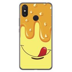 Funda Gel Tpu para Xiaomi Mi Max 3 Diseño Helado Vainilla Dibujos