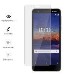 Protector Cristal Templado para Nokia 3.1 (2018) Vidrio