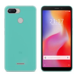 Funda Gel Tpu para Xiaomi Redmi 6 Color Azul