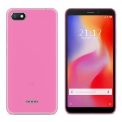 Funda Gel Tpu para Xiaomi Redmi 6A Color Rosa