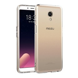Funda Gel Tpu Fina Ultra-Thin 0,5mm Transparente para Meizu M6S