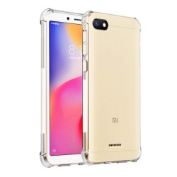Funda Gel Tpu Anti-Shock Transparente para Xiaomi Redmi 6A